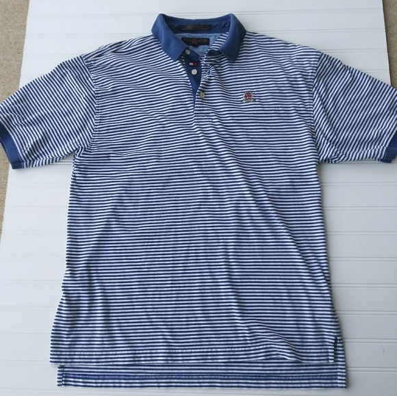 13bdfae8 VINTAGE Tommy Hilfiger Men's Striped Golf Polo. M_5ba432f29539f7bfb07f0bee.  Other Shirts you may like